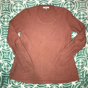 Pink Made Well XS Sweater Excellent Condition